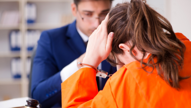 Photo of Criminal Law along with a Criminal Defense Lawyer
