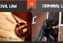 Photo of The Web Site Civil Law From What Criminal Law