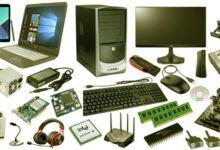 Photo of Smell Features and Computer Hardware