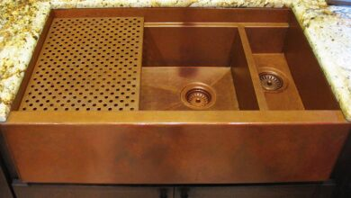Photo of Why should you want your bathroom to have a copper sink?